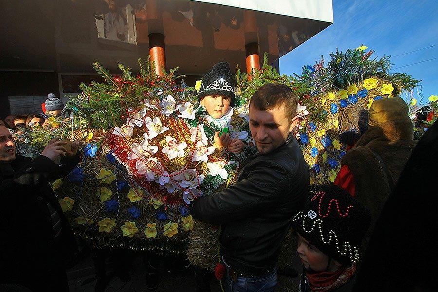 Красноїльськ 2015 malanka Crasna Krasnoilsk