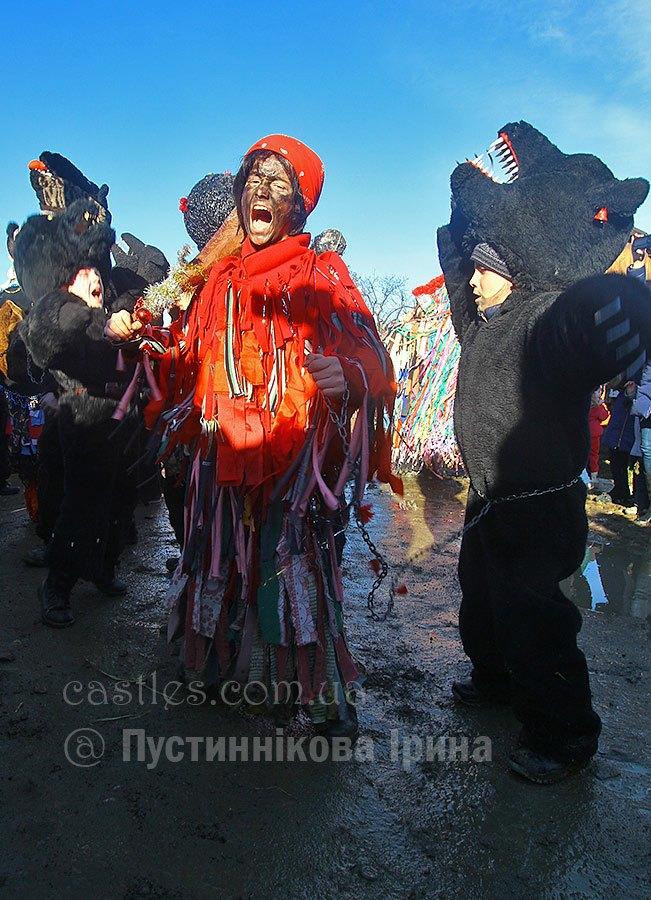 Красноїльськ 2015 malanka Crasna
